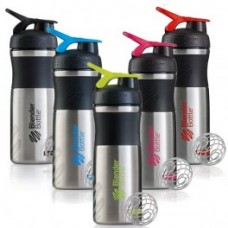 Blender Bottle SportMixer Stainless 820 ml.