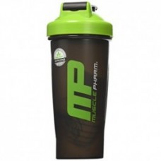 MusclePharm Blender Bottle Black 700 ml.