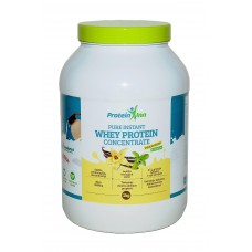 Pure instant Whey protein concentrate 1kg