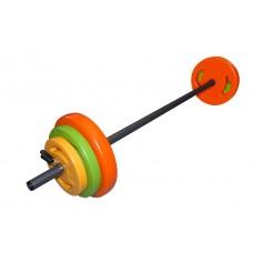 Aerobikos Tunturi pump setas 20kg