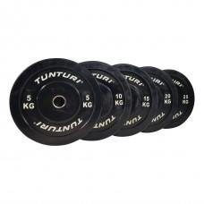 Gumuoti Tunturi svoriai 5-25kg