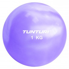 Jogos kamuolys 1kg Tunturi Toningball