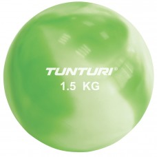Jogos kamuolys 1,5kg Tunturi Toningball