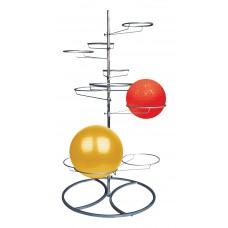 Gimnastikos kamuolių stovas Tunturi
