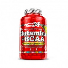AMIX GLUTAMINE + BCAA POWDER 1000G