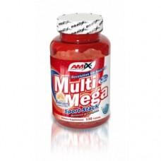 AMIX MULTI MEGA SPORT STACK 120 TAB