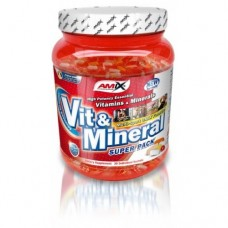 AMIX VIT AND MINERAL SUPER PACK 30 PAK
