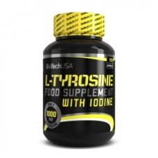 Biotech L-Tyrosine 100 kaps.