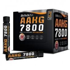 Biotech AAKG 7800 20x25ml.