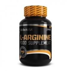 Biotech L-Arginine 90 kaps.