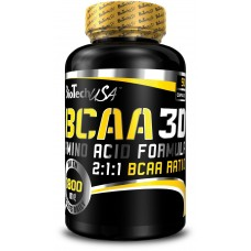 Biotech BCAA 3D 90 kaps.