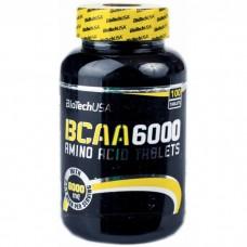 Biotech BCAA 6000 100 tab.
