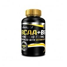 Biotech BCAA + B6 200 tab.