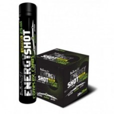 Biotech Energy Shot 20x25ml