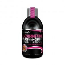 Biotech Liquid L-Carnitine 70g + Chrome 500ml