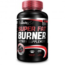 Biotech Super Fat Burner 120 tab.