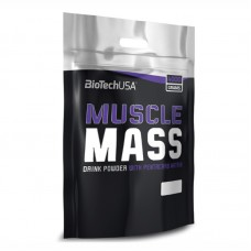 Biotech Muscle Mass 1000 g.