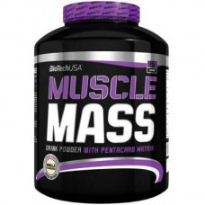 Biotech Muscle Mass 2270 g.