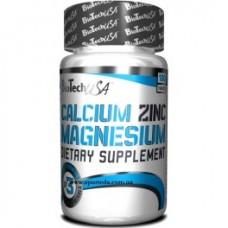 Biotech Ca-Mg-Zn 100 tab.
