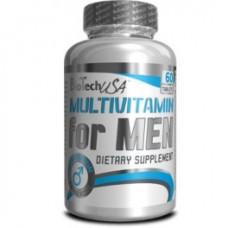 Biotech Multivitamin For MEN 60 tab.