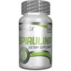 Biotech Spirulina 100 tab.