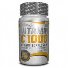 Biotech Vitamin C 1000 Bioflavonoids 100 tab.