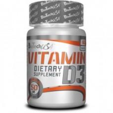 Biotech Vitamin D3 60 tab.