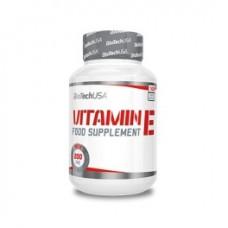 Biotech VITAMIN E 200 100 kaps.