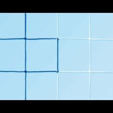 Salės futbolo-rankinio vartų tinklas 3x2x1x1m 3mm