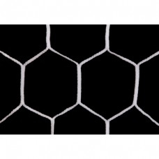 Standartinis futbolo vartų tinklas Tung Shrim 7,5x2,4x0,9x2m