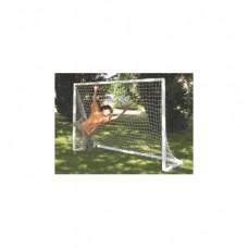 PVC futbolo vartai 200 x 100 x 60 cm.