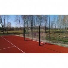 Mini futbolo vartai (aliuminiai) 3x2m
