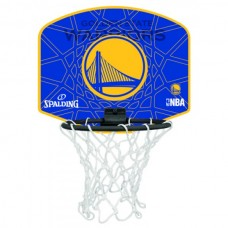 MINI KREPŠINIO LENTA SPALDING NBA GOLDEN STATE WARRIORS