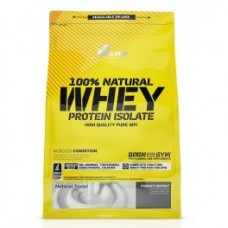 Olimp 100% Natural Whey Protein Isolate 600 g.