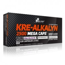 Olimp Kre-Alkalyn 2500 Mega Caps 120 kaps.