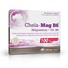Olimp Chela Mag B6 Forte 30 kaps