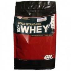 Optimum Nutrition 100% GOLD STANDARD WHEY 4550g