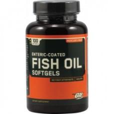 Optimum Nutrition FISH OIL 100 kapsulių