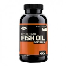 Optimum Nutrition FISH OIL 200 kaps.