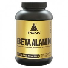 Peak Beta Alanine 240 kaps.