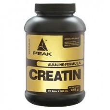 Peak Creatine Alkalyne 240 kaps.