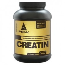 Peak Creatine Monohydrate Powder 500 g.