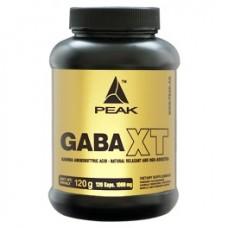 Peak GABA XT 120 kaps.