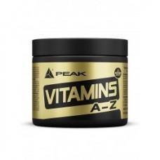 Peak Vitamins A-Z 180 tab.