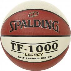KREPŠINIO KAMUOLYS SPALDING TF-1000 LEGACY (FIBA APPROVED)