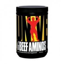 Universal Nutrition 100% BEEF AMINOS 400 tab.