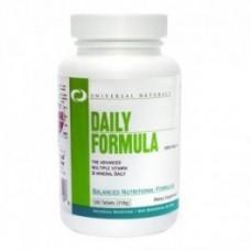 Universal Nutrition DAILY FORMULA 100 tab.